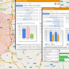 AdminInfo Milano - Geomarketing sofware uGeo