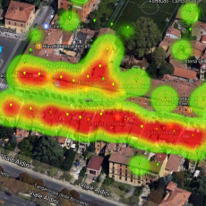heatmap - software uGeo