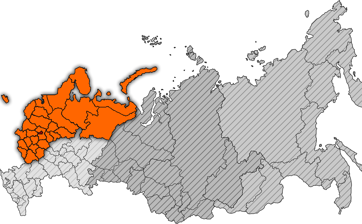 uGeo North-West Russia update