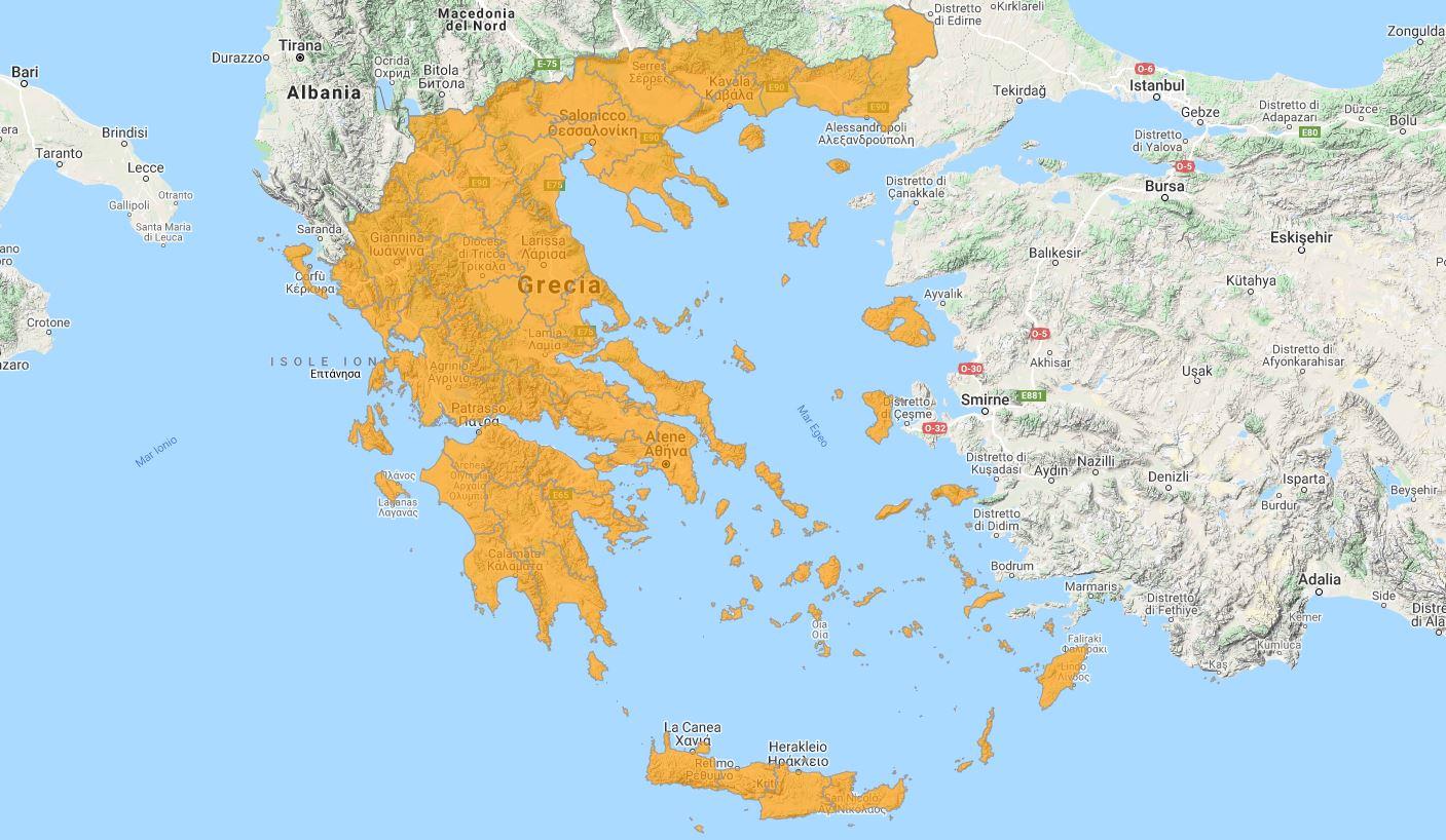 uGeo Greece update