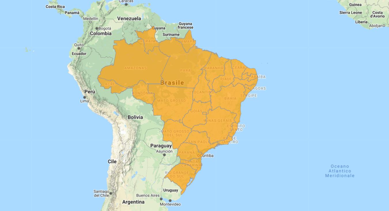 uGeo Brazil update